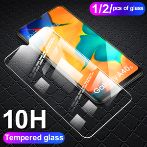 Image 5 - 10H Screen protector Glass For Samsung Galaxy A70 A60 A50 A40 A30 A20 A10 Tempered Film on For A70 M30 M20 M10 Protective glass