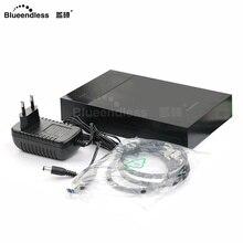 Blueendless 3,5 'Hdd корпус внешний корпус пластик 12 В в 2A Sata к USB 3,0 Hdd док-станция AC штекер HDD шкатулка HD экстерно