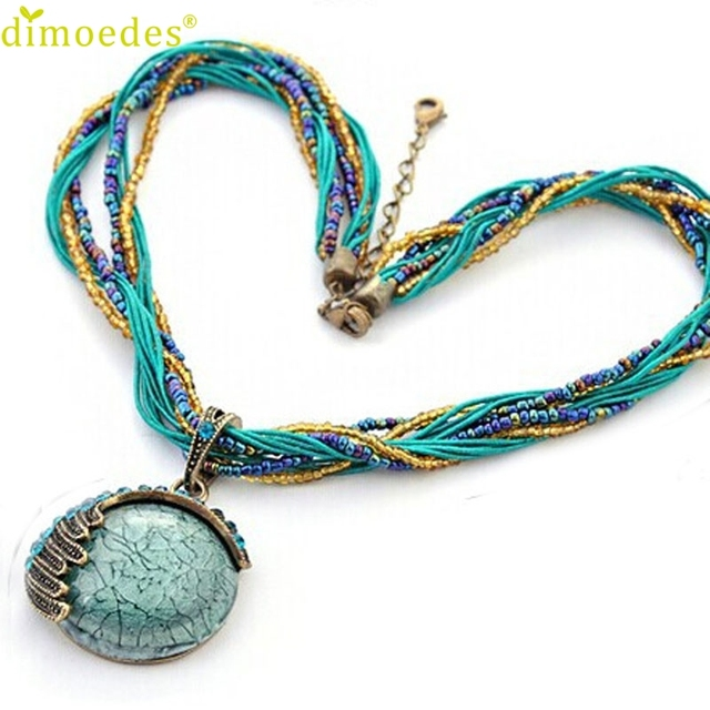 Bohemian Jewelry Statement Necklaces