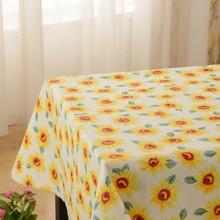 Printed background cloth cotton hemp plaid linen tablecloth diy shredded flower hanging head