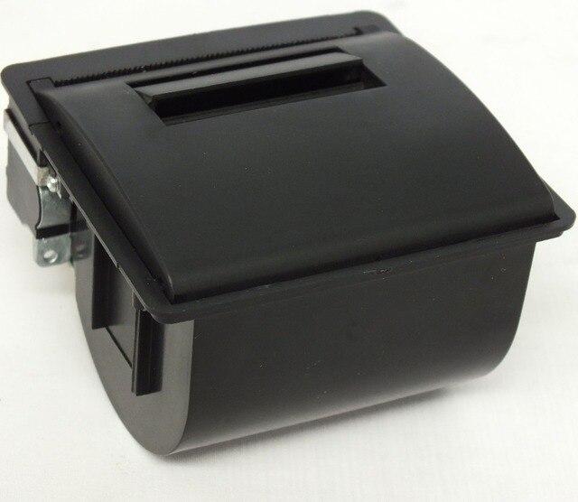 58 мм Тепловой встроенный принтер большой рулон бумаги площадь портативный принтер kinds порт rs232 TTL usb использовать для такси метр печати билетов
