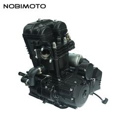 Новый внедорожный мотоцикл CB250 4 Vavles 5 Шестерни дизельный двигатель с водяным охлаждением для XinYuan CB250 4 Vavles 5 Шестерни воды с воздушным охлажд...