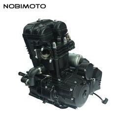 Новый внедорожный мотоцикл CB250 4 Vavles 5 передач с водяным охлаждением двигатели для XinYuan CB250 4 Vavles 5 передач с водяным охлаждением двигатели FDJ-030