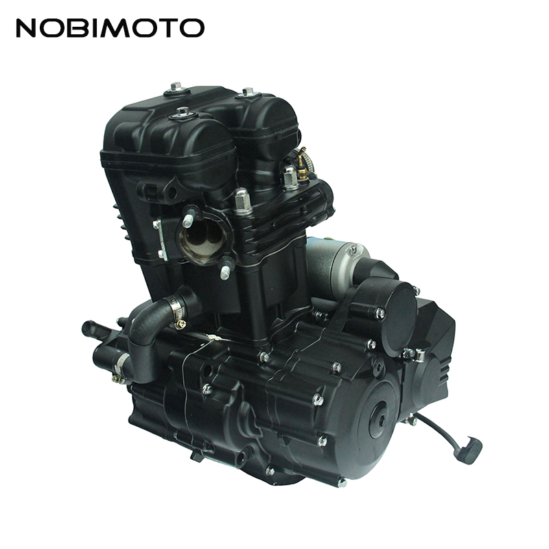 New Off-road Motorcycle CB250 4 Vavles 5 Gear Water-cooled Engines For XinYuan CB250 4 Vavles 5 Gear Wate-cooled Engines FDJ-030 недорго, оригинальная цена