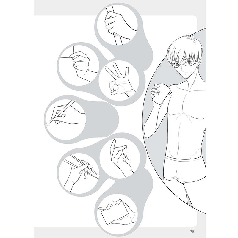 Facile A Dessiner Manga Structure Et Proportion Esquisse Ligne Dessin Livre Figure Peinture Livre Pour Debutant Aliexpress