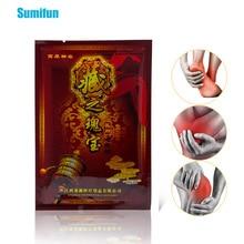 16 шт./2 сумки китайский наколенник ревматоидная боль при артрите патч стикер тело совместное Обезболивание обезболивающее продукты D1421