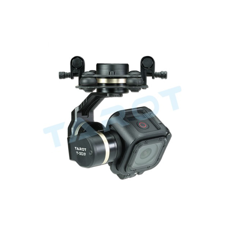 Tarot GOPRO T 3D IV Metal 3 Axis Brushless Gimbal for GoPro Hero 4 Session TL3T02