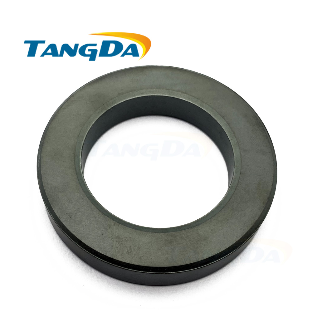 Tangda 85 55 15 T CORE RH CORE toroidal cores Anti interference ring high power ferrite transformer coil 85*55*15mm AGTangda 85 55 15 T CORE RH CORE toroidal cores Anti interference ring high power ferrite transformer coil 85*55*15mm AG
