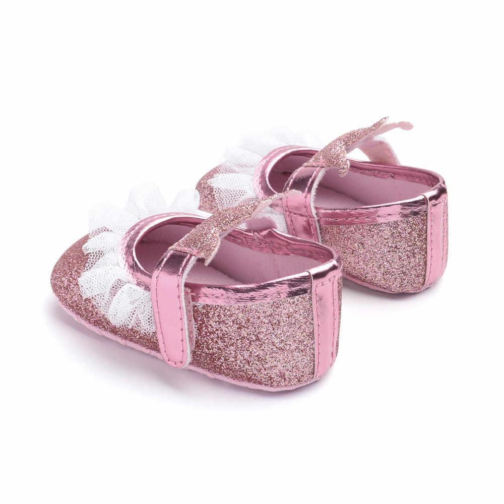 2019 zapatos para niños primavera Casual moda zapato niñas corona princesa Zapatos baile zapato Rosa oro negro para niños