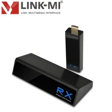 LINK-MI WL104 HDMI Extender 1080p 30m 60GHz WIFI Tech Wireless Transmitter and Receiver For HD Media Player/IPTV/PC/Laptop/PS3