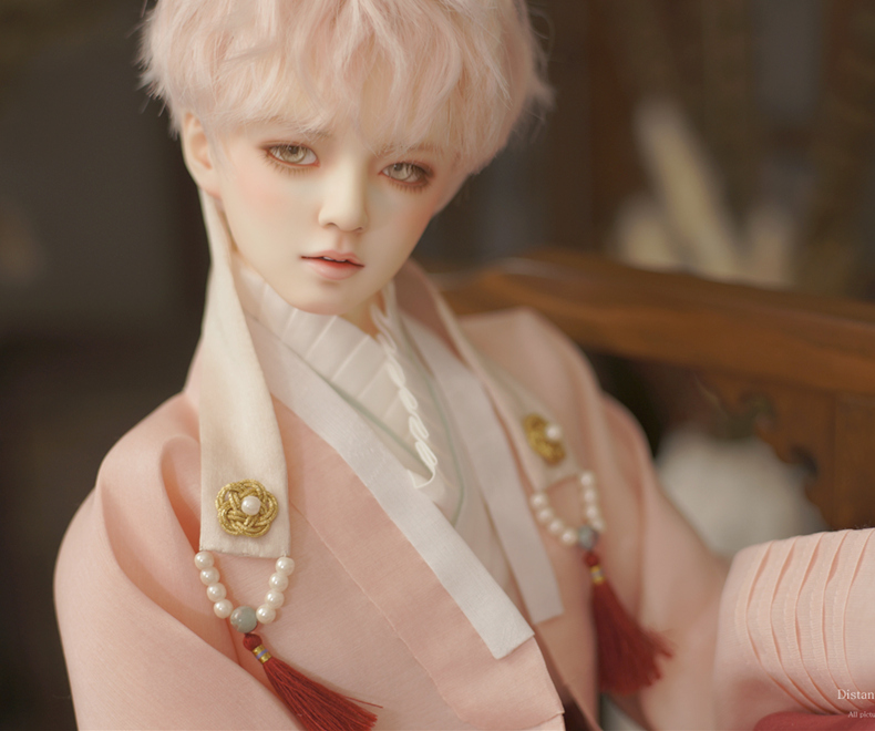 HeHeBJD Ball Jointed Doll 1/3 Jaeii Handsome Free Dyes Resin Figures Gift Toys For Sale