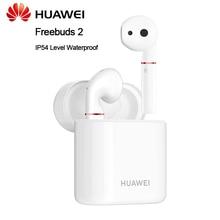 Huawei Freebuds 2 Bluetooth гарнитура с IP54 уровень Водонепроницаемый пыль-доказательство для huawei Коврики 20 Pro Honor Magic2 V20