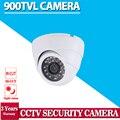 CCTV Câmera Da Abóbada do cctv câmera 900tvl indoor Ao Ar Livre sistema de câmera de vigilância em casa 24 les do IR dia/noite CMOS de Segurança câmera