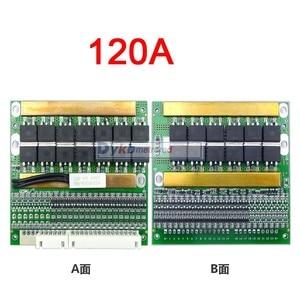 Image 5 - Dykb 6S 17S 50A 80A 120A W/Balans Bms LiFePO4 Li Ion Lithium Batterij Bescherming Boord 24V 36V 48V 60V 7S 8S 10S 12S 13S 14S 16S