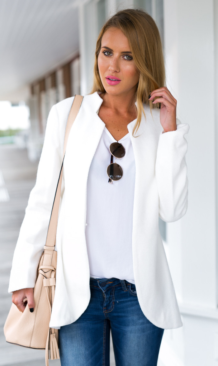 Online Get Cheap White Blazer Coat -Aliexpress.com | Alibaba Group