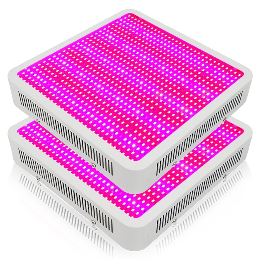 (2pcs/Lot) 800W 400W 200W LED Grow Light Full Spectrum For Indoor Hydroponics Flower Vegetable Herb Greenhouse Commercial Plant