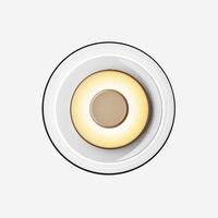 مصباح حائطي Led زجاجي علوي ما بعد الحداثة-بتصميم إيطالي-تجهيزات إضاءة لغرفة النوم بجانب السرير-شحن مجاني