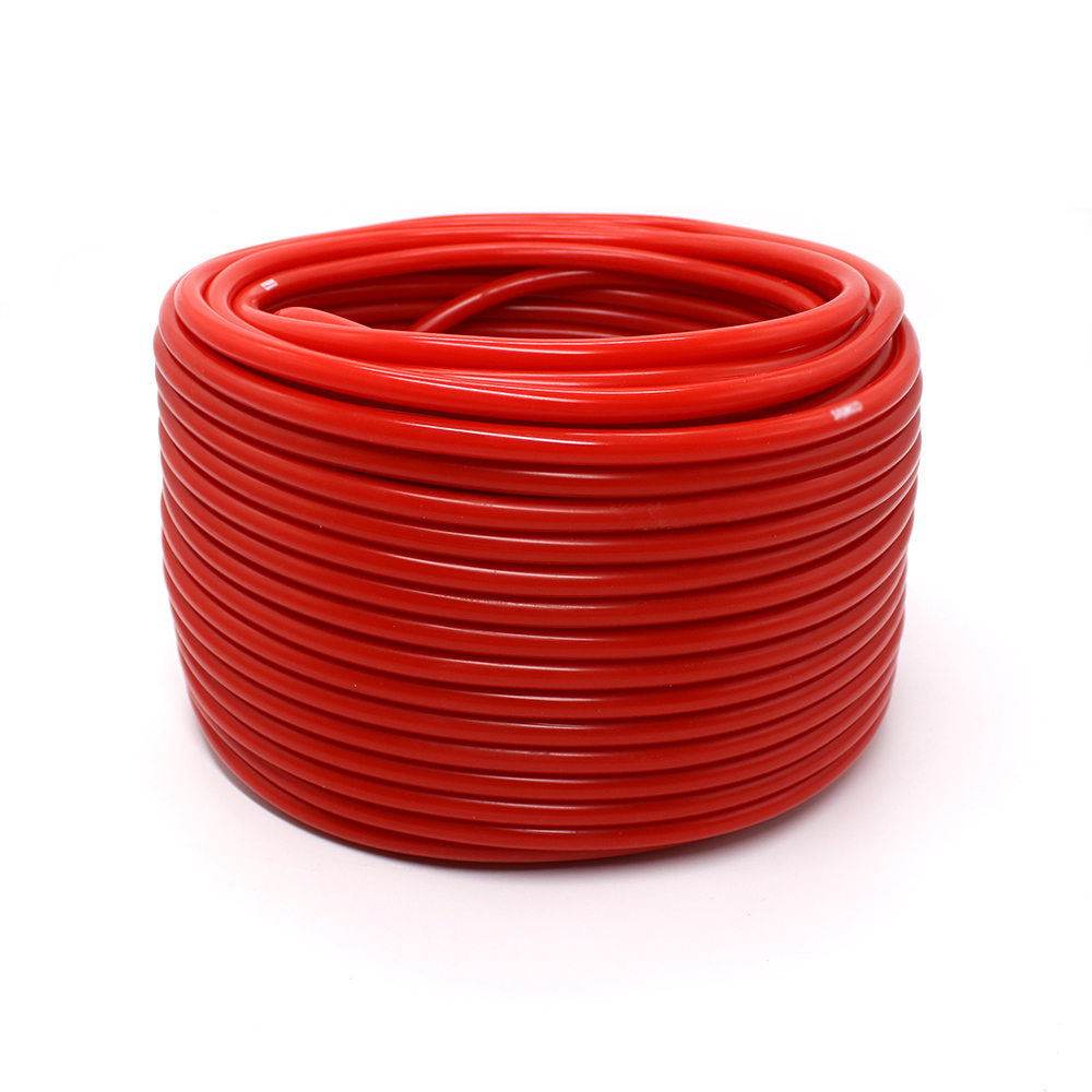 3 Meter Silicone Hose For High Temp Vacuum Engine Bay Dress Up 4Mm Air Green