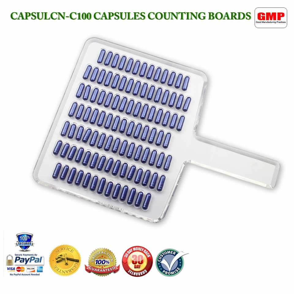 CN-100C Manual Tablet Counter/Pill Counter/Capsule Counter Board (Size 5-000)CN-100C Manual Tablet Counter/Pill Counter/Capsule Counter Board (Size 5-000)