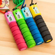 New Jump Rope Professional Electronic Counting Skipping Aerobics Fitness Equipment Game with F