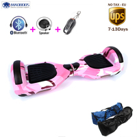 Duty Free 6 5 Inch Self Balance Electric Scooter 2 Wheels Smart Electric Skateboard Skywalker Unicycle