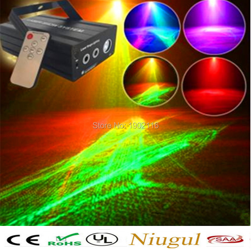 Remote RG Aurora Lightning Laser Lighting Sky wave effect laser RGB LED Professional Projector Disco Stage Xmas Party DJ Light mini rgb led party disco club dj light crystal magic ball effect stage lighting