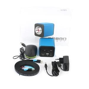 Image 5 - Autofocus microscopio con cámara HDMI, WIFI, SONY, Sensor IMX185, IMX178, 1080P, 60fps, de vídeo de alta velocidad para la industria automatizada
