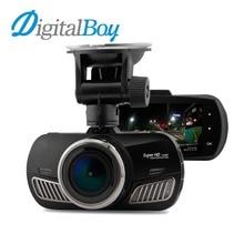 Buy Digitalboy 2.7inch Car Dvr Super HD 1440P Resolution 170 Degree with GPS Logger Car Video Recorder Camcorder Dash Camera Dvrs