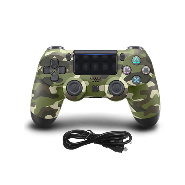 New Bluetooth Wireless Gamepad Controller For PS4 Joystick Gamepad Controller For PlayStation 4 for Dualshock 4 Dropshipping 2018 new upgrade version 5 50 bluetooth wireless gamepad joysticks for playstation4 dual shock 4 controller ps4 controller