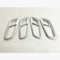 Brand New For Honda Gerui 4PCS High Quality ABS Chrome Car Inside Door Handle Bowl Cover Trim Car Styling Accessories