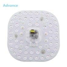 Потолочный светильник светодиодный модуль квадратный прямоугольный современный промышленный для гостиной спальни обновление дома рециркулирует удобный энергосберегающий