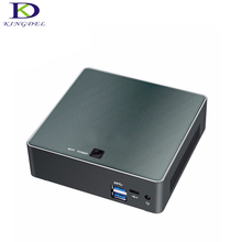 Дешевый Core i7 6500U Dual Core Mini ITX PC, HD Graphics 520, hdmi 4 К LAN, USB3.0, дома и офиса компьютер