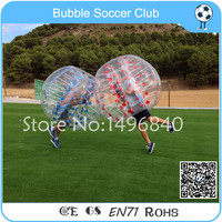 Free Shipping 3 Pieces TPU 1.5m Bubble Football Ball Soccer Zorb Ball For Sale