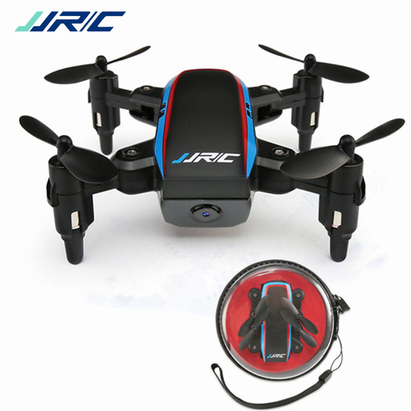 Hot New JJRC H53W Shadow WiFi FPV Foldable Mini Drone With 480P Camera Altitude Hold Mode RC Quadcopter BNF rc dron visuo xs809w xs809hw mini foldable selfie drone with wifi fpv 0 3mp or 2mp camera altitude hold quadcopter vs jjrc h37