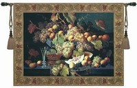Belgium Tapestries Grape Festival Big Size Tapestry Fabric Picture Tapestry Sofa Cover Wall Hangings Mural Decorative