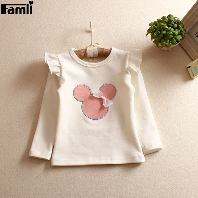 Minnie Long Sleeves T-shirt