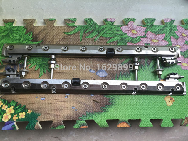 HIGH QUALITY 1 set heidelberg GTO-52 Quick Action Plate Clamp for printing machine gto 52 printing spare parts