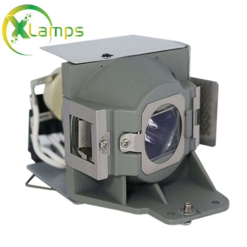 5J.J7L05.001 Compatible Bare Bulb with housing  for Benq W1080 W1070 W1080ST VIP240 0.8 E20.9 Projectors bare Lamp