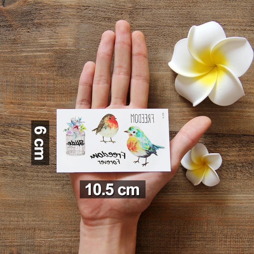 1шт водонипроецаемый наклейка татуировки купить