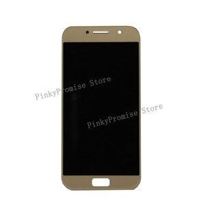 "Image 5 - 5.2 ""SAMSUNG GALAXY A5 2017 LCD A520 A520F SM A520F Ekran dokunmatik ekranlı sayısallaştırıcı grup SAMSUNG için yedek A520 LCD"