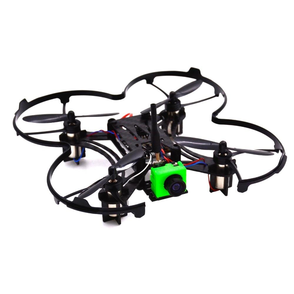 90mm Frame Kit F3 Flight Controller Board 8520 motor 600TVL Camera RC model airplane Micro FPV