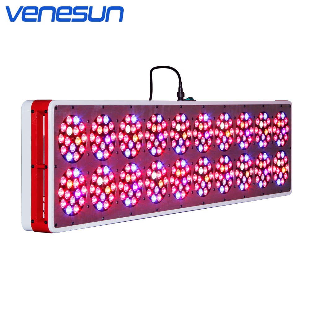 Buy LED Grow Lamps Apollo 20 Full Spectrum Venesun Plant Grow Light High Efficiency Grow LEDs for Indoor Plant Hydroponic Greenhouse for only 869.99 USD