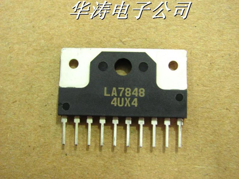 1pcs/lot LA7848 ZIPP-10 In Stock