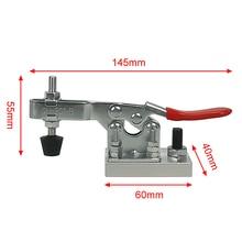 купить CNC Engraving machine clamp pressure fixture device pliers vise woodworking holder aluminum clamp plate for cnc router по цене 406.54 рублей