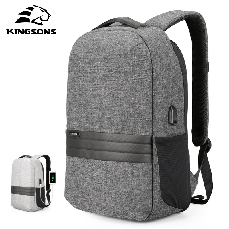 цена 2018 New Kingsons Brand Bag, Backpack For Laptop 15