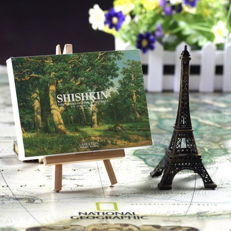 New Hot 30sheets/set Shishkin Painting Postcard Shishkin Postcards/Greeting Card/wish Card/Fashion Gift