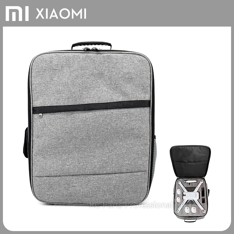 MI Drone Backpacks for Xiaomi Business Travel Bag Minimalist Waterproof Nylon Drones Backpack Cases for MI RC Drone original xiaomi 4k drone bag backpack multi functional business travel backpacks with 26l for 15 6 inch computer laptop mi drone