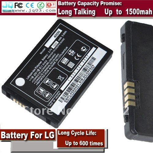 Battery For LG Mobile Phone GD888 GX500 Phoenix P505 Thrive P506 Axis AS740 Apex US740 eXpo GW820 Optimus GT540 Optimus One P503