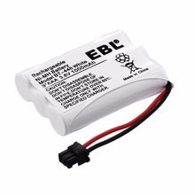 EBL BT-446 1000mAh 3.6V Ni-MH Replacement Battery for Uniden Cordless Phone BT446 BP-446 BP446 BT-1005(China)