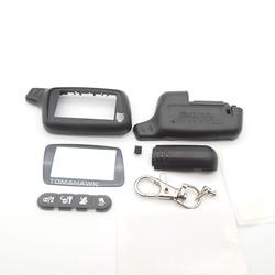 Étui pour tomahawk X5 | version russe, télécommande lcd, système d'alarme de voiture à deux voies, livraison gratuite